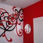 Bold, Black, White & Red Nursery!