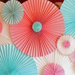 DIY: Paper Rosettes