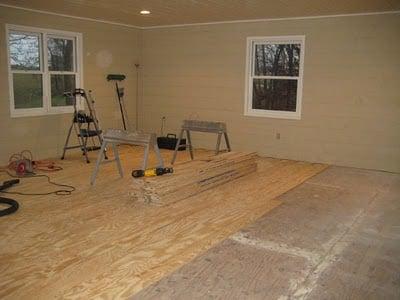 Diy plywood flooring in kids rooms design dazzle for Economical flooring ideas