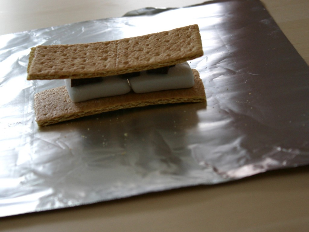 Car S'mores! Great Summer time Boredom Busters for kids! A full list of great stuff!