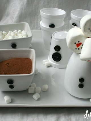 Christmas Wonderful: Hot Cocoa Playdate