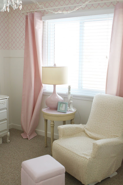 Baby Nursery Vintage Feel With Pastel Colors Design Dazzle