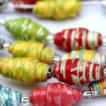 Summer Camp: Paper Beads