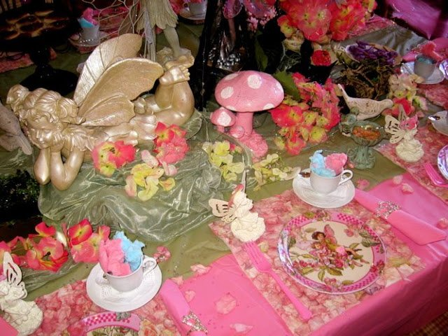 Gorgeous Fairy Party! So whimsical!