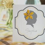 Sophisticated Silhouette Baby Shower