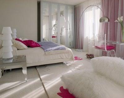 Bedroom designs for teen girls design dazzle - Belle chambre de fille ...