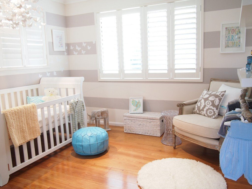 Modern Baby Nurseries Design Dazzle