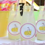 Lemonade Stand Kit {FREE Printable} and Summer Camp Link Up Party