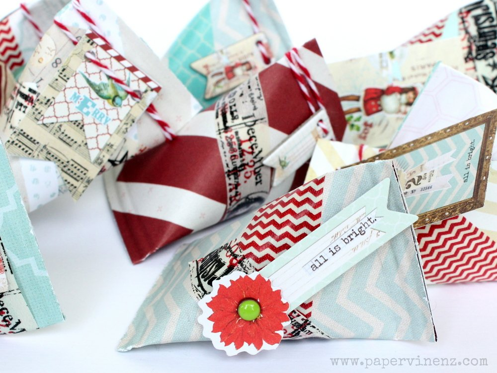 Counting down the day until Christmas! featured on Design Dazzle