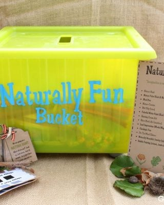 Summer Camp: Naturally Fun Bucket
