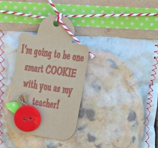One Smart Cookie Teacher Gift Idea