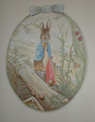 Peter Rabbit Nursery - Design Dazzle