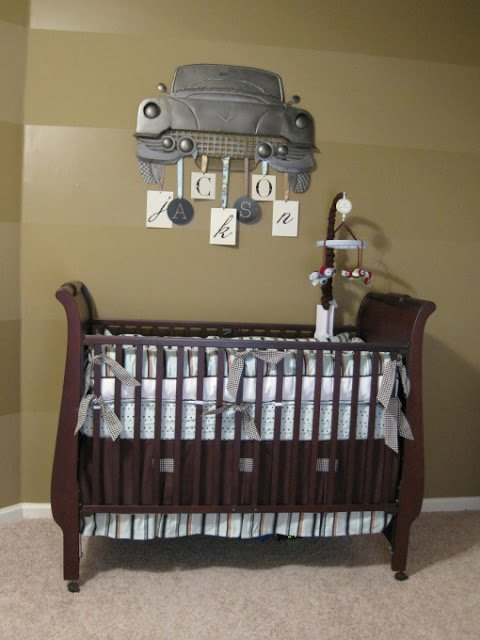 50 ideas for car themed boys rooms design dazzle for Baby boy mobile ideas