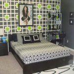 Charcoal Slate Teen Room