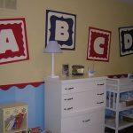 Alphabet Baby Nursery