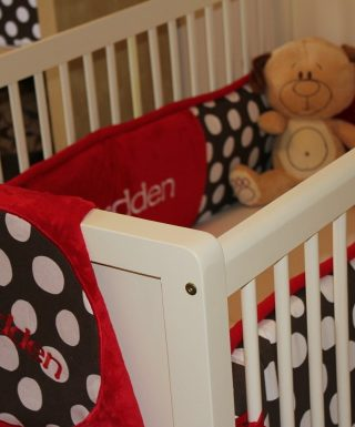 Puppy Theme Baby Nursery