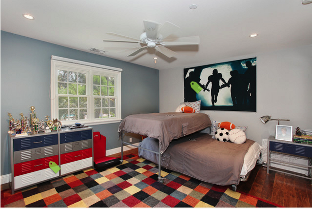 Sporty Bedrooms For Teen Boys Design Dazzle