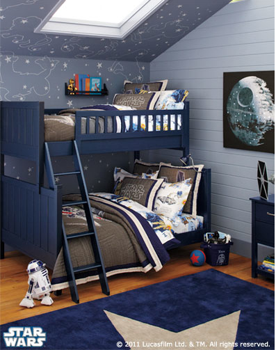 star wars kids room ideas