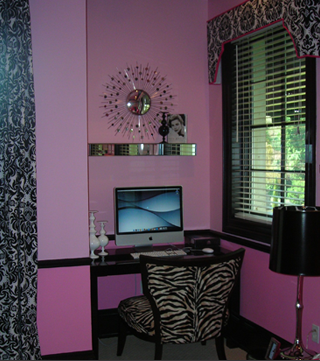 Glam – Hot Pink Teen Room