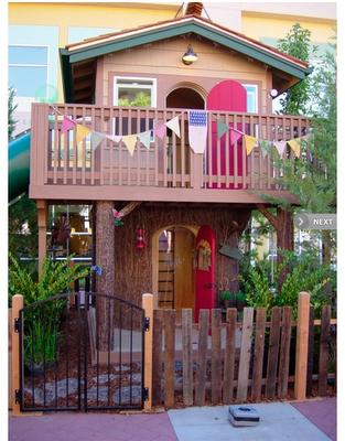kids tree house