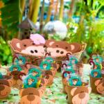 1st Year Monkey Birthday Party