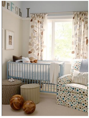 Neutral Paint Colors  Living Room on Gender Neutral Modern Baby Rooms   Design Dazzle