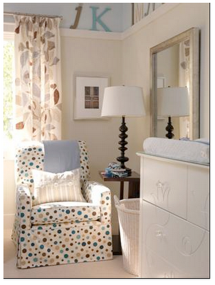 Gender Neutral Modern Baby Rooms Design Dazzle
