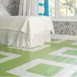 DIY: Painting Your Kids Playroom or Bedroom Floor