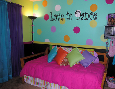 brightly colored bedrooms - Bright Color Bedroom Ideas