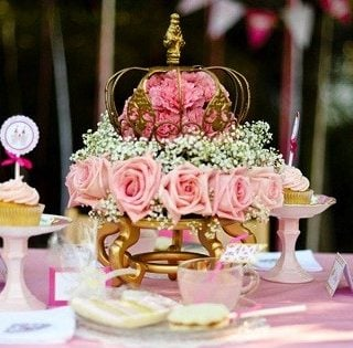{Summer Camp} How To Design A Summer Princess Tea Party