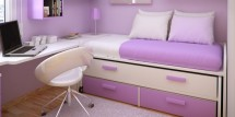 Purple-Minimalist-Furniture-in-Small-Girls-Bedroom-Design-Idea-By-Sergi-Mengot-800x6661