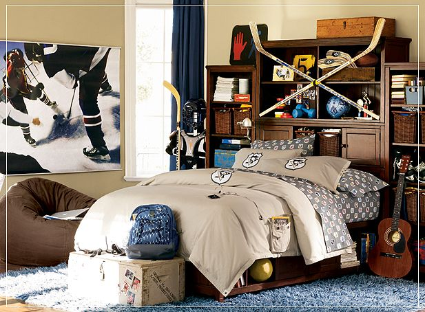 Bedroom teen boys bedroom ideas Cool teen boy room ideas