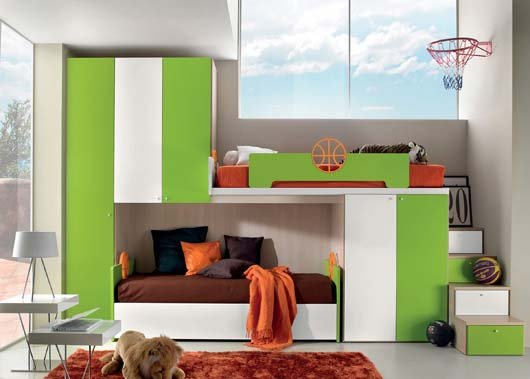 Sporty Bedrooms For Teen Boys Sports Theme Bedrooms Oh Boy