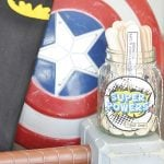 Summer Camp: Super Heroes Boredom Busters