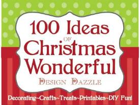 100 Ideas of Christmas Wonderful on Design Dazzle