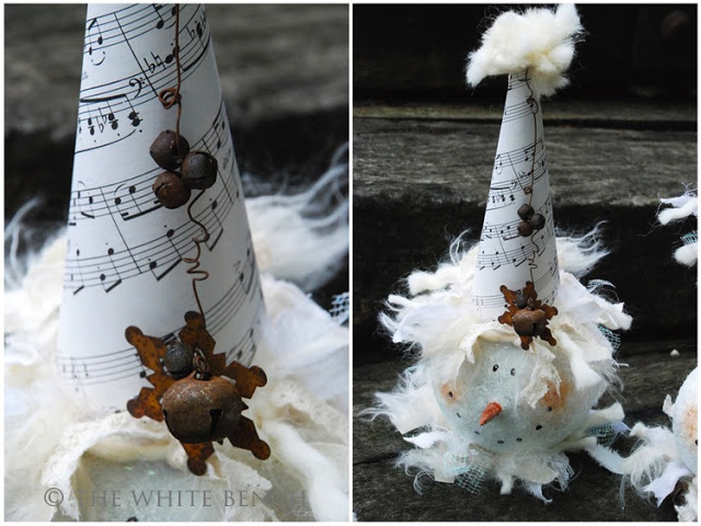 Whimsical Snowman featured on Design Dazzle