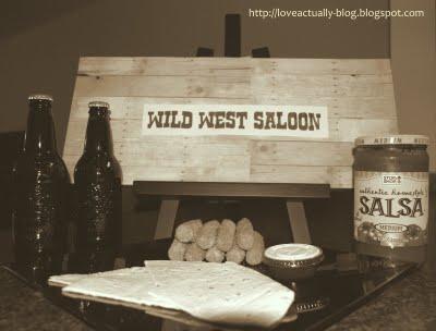western birthday party ideas design dazzle. Black Bedroom Furniture Sets. Home Design Ideas