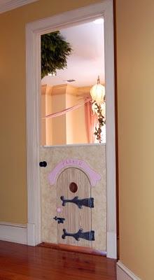 Fairy bedroom over the top adorable design dazzle for Fairy door for bedroom