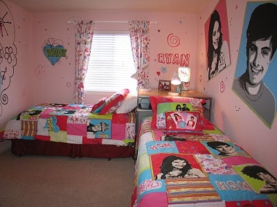 Tween Music Themed Rooms Design Dazzle