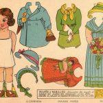 Paper Doll Art & Downloads