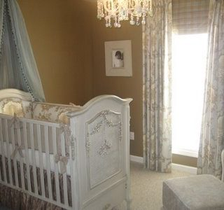 Elegant Neutral Nursery
