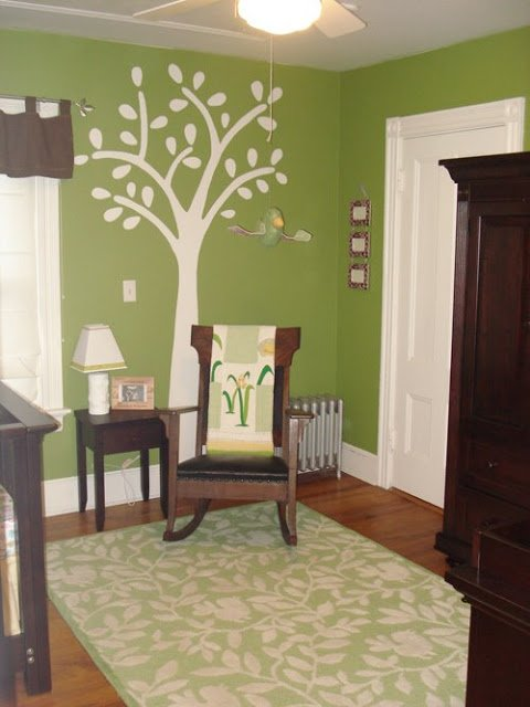 apple_green_baby_nursery