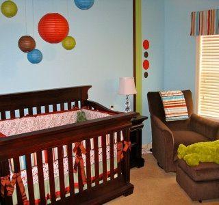 Geometric Colorful Nursery