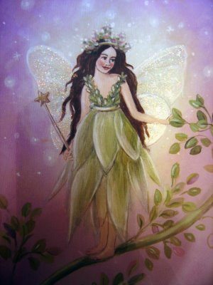 The fairies are made with Beautiful Fairy Pictures