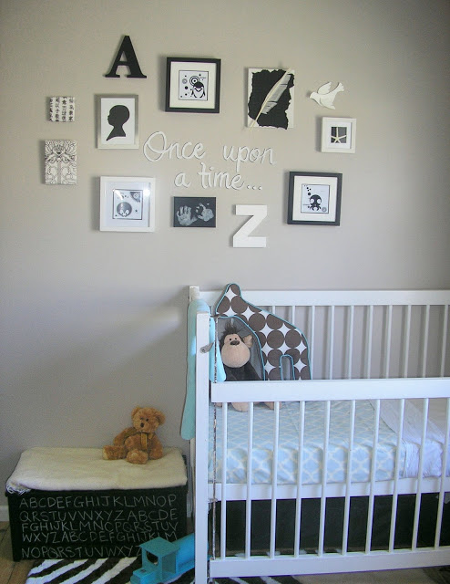28 Neutral Baby Nursery Ideas Themes Designs Pictures Black White