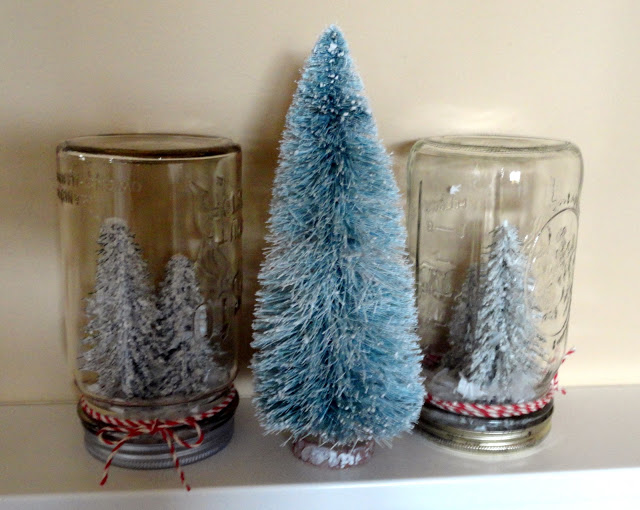 Festive Snow Globes featured on Design Dazzle