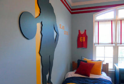more from my site sports theme bedrooms cool basketball bedroom