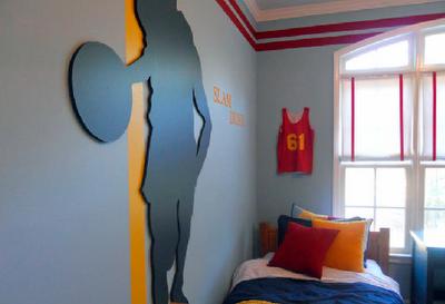 Slam Dunk Boys Room Design Dazzle