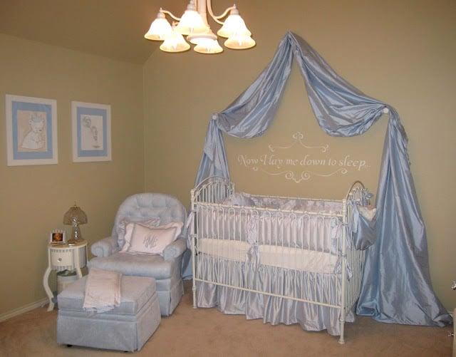 Baby Boy Chic Nursery Design Dazzle