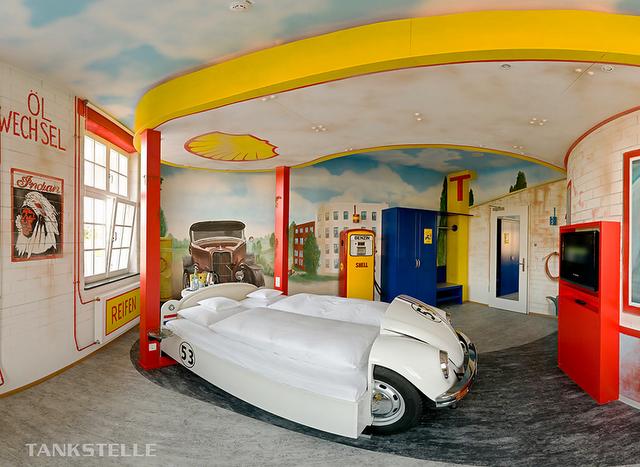 50 ideas for car themed boys rooms design dazzle